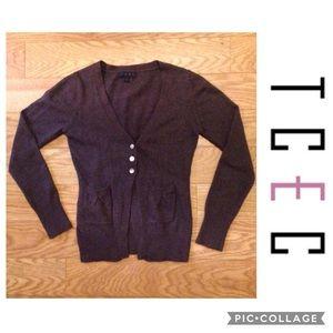 Wool Women's Cardigan- TCEC Lulu's EUC